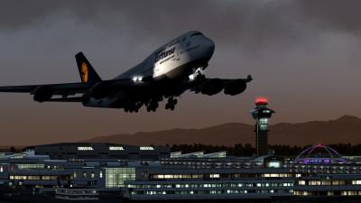 Spillet får alt fra store passasjerfly til småfly.