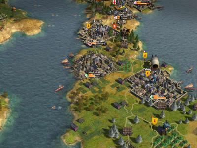 Civilization IV: Colonization.