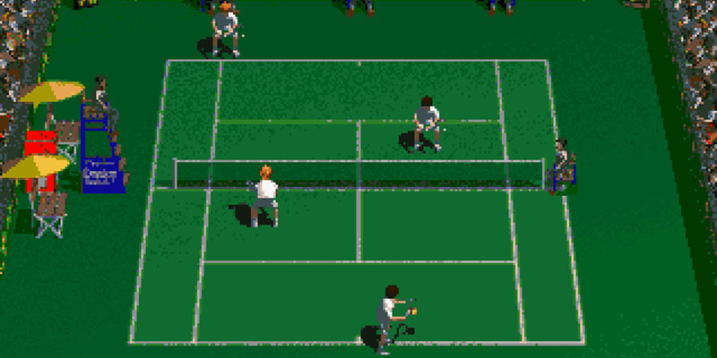 Center Court Tennis 2