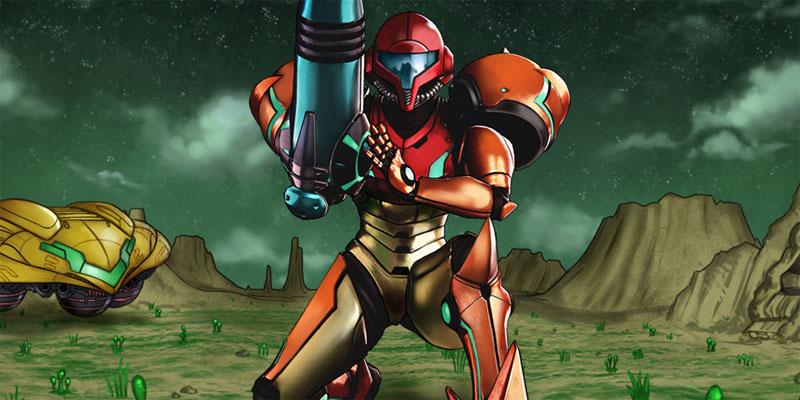 Metroid Fanthing
