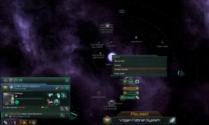 En av de første tingene du gjør i Stellaris, er å utforske det hjemlige solsystemet.