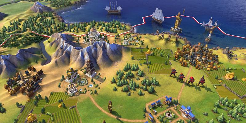 Civilization VI systemkrav