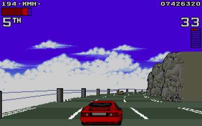 Disse banene gikk litt for langsomt på vanlige Amiga-modeller.