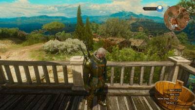 The Witcher 3: Blood and Wine.