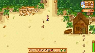 Ser du markene? Det betyr at det er noe gøy her.