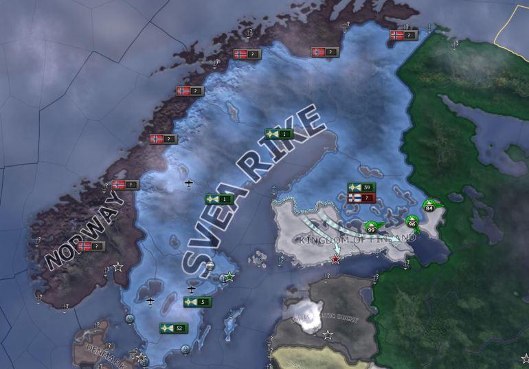 Har du hørt om finnen og svensken som gikk til krig? Finnen tapte.