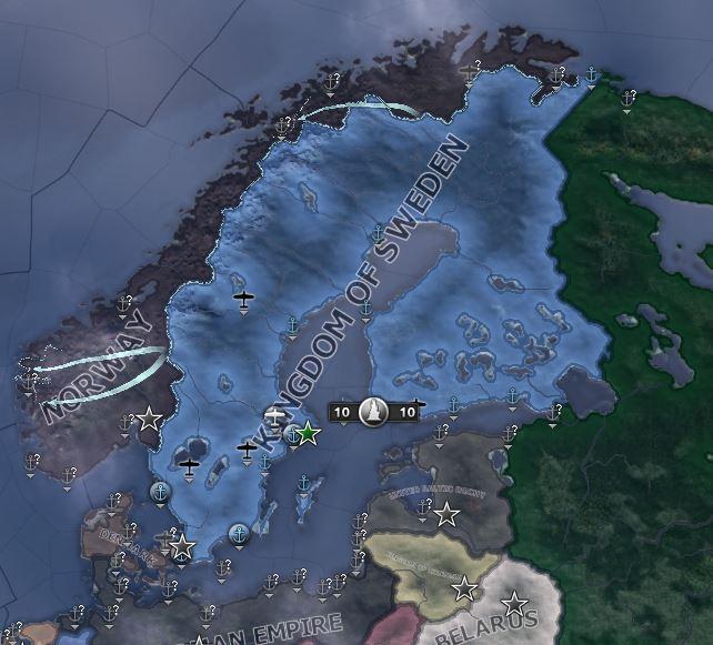 Jaja... Moro så lenge det varte, var det ikke, kong Gustaf V?