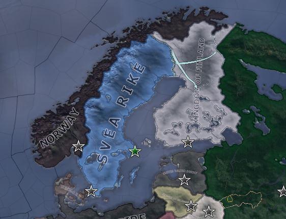 Svea Rike. Smak på navnet. Kjenner du saltsmaken av finske tårer?