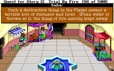 En intelligent flamme, altså?