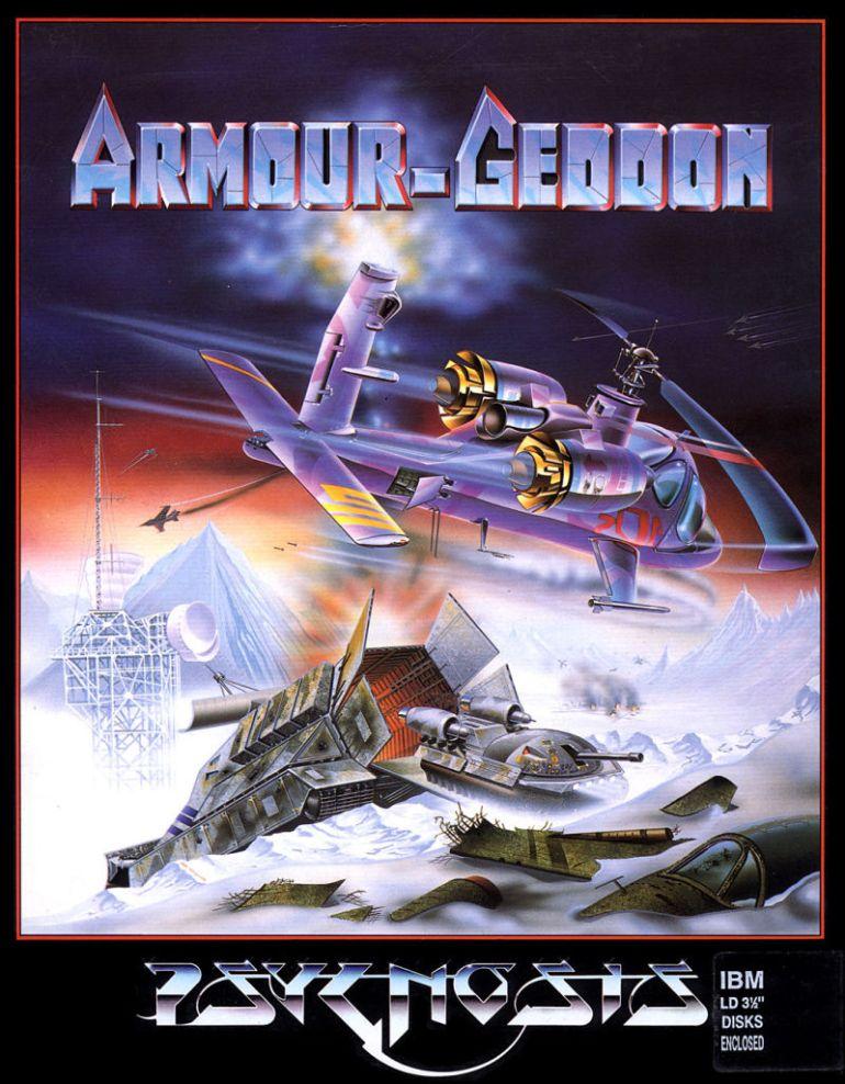 Armour Geddon