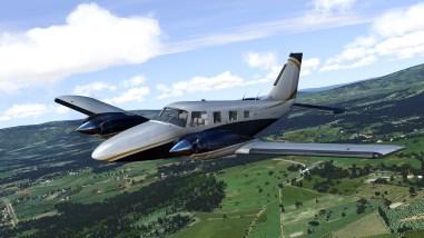 Spillet får visst bare propellfly ved lansering.