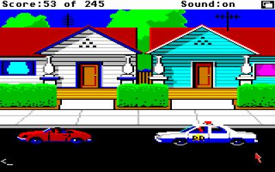 Originale Police Quest.