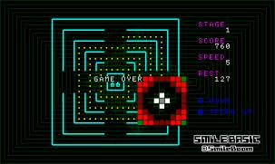 Sample Game 1 - Dot Racer
