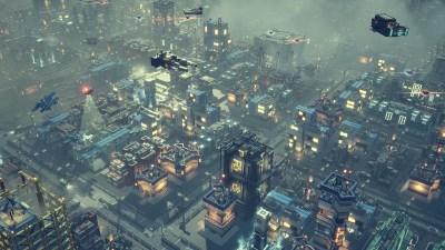 Cities: Skylines får en futuristisk konkurrent.