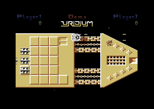 URIDIUM-J