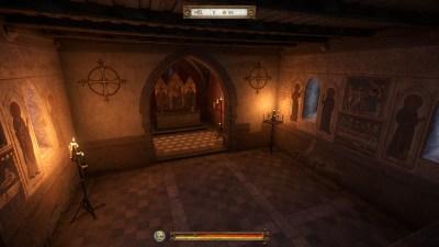 Spillet har flere kirker og borger modellert etter virkelige bygninger.