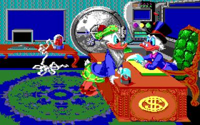 MS-DOS-versjonen.