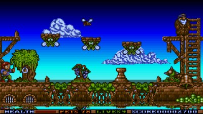Piko Interactive har valgt å relansere DOS-versjonen av Elf.
