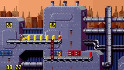 Dette brukte jeg mange timer på (riktignok på Amiga).