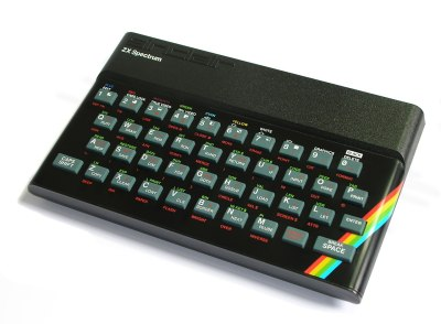 ZX Spectrum. Bilde: Bill Bertram.