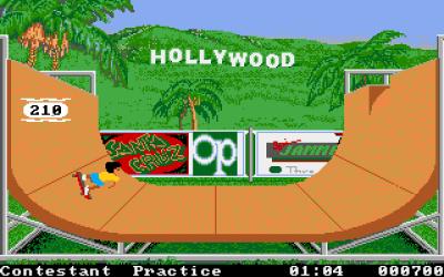 Amiga-versjonen.