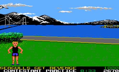 Spillet kom også til NES, gitt ut i USA av Milton Bradley. Denne versjonen er ... ok.