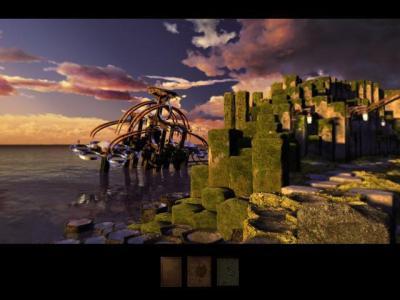 Myst III: Exile.