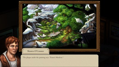 Hero-U er ikke et Quest for Glory-spill, men det er liten tvil om hvor vi er.
