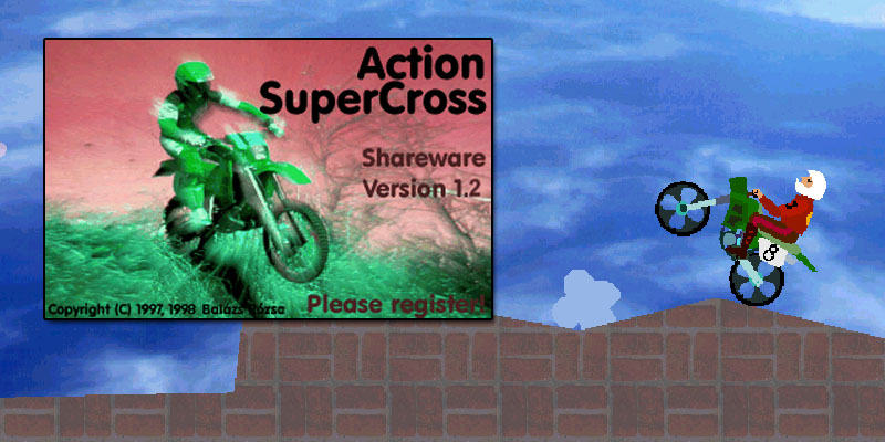 action supercross