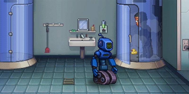 odysseus kosmos and his robot quest adventure game