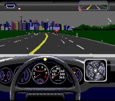 SNES-versjonen hadde blant annet regn. Bilde: Mobygames.