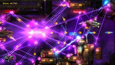 Når laserharper går amok.