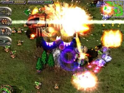 Nevnte jeg at spillet har store eksplosjoner?