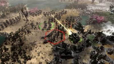 Warhammer 40,000: Gladius – Tyranids.