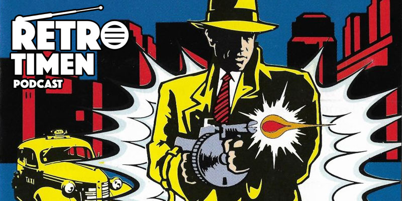 retrotimen dick tracy