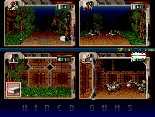 hired guns amiga 009