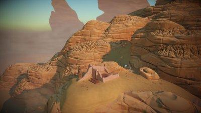 Heaven's Vault byr på et univers du vil elske å utforske.