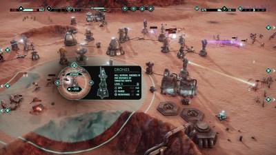 Zombier. Ikke bare henger de rundt kirkegårder her hjemme, men de har også begynt å plage folkene på Mars.