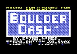 boulder dash 0101