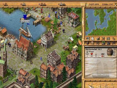 Patrician III. Hvorfor lages det så få slike spill nå for tiden?