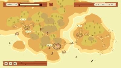 Spillene kommer i alle former og fasonger. Her er strategispillet Sunset Kingdom.
