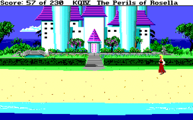 kings quest iv 168