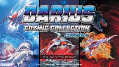Darius Cozmic Collection Console er en solid samling.