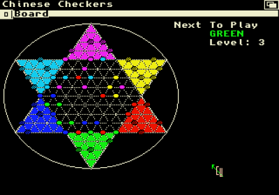 Chinese Checkers er solid.