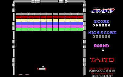 Slik ser spillet ut på DOS.