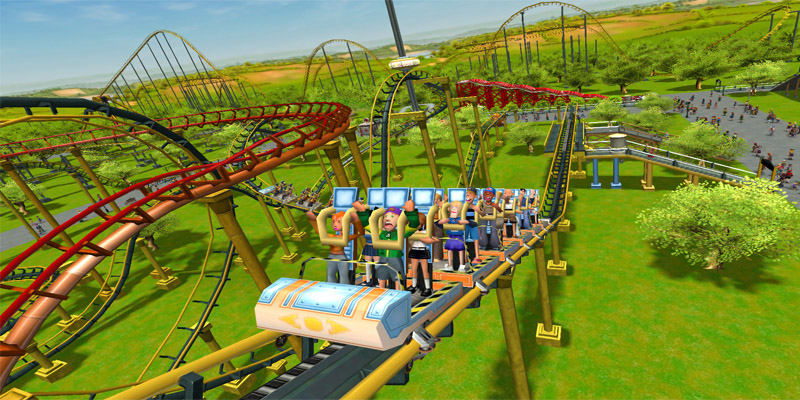 rollercoaster tycoon 3 complete
