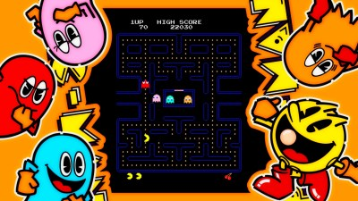 Namco was the home of Pac-Man.