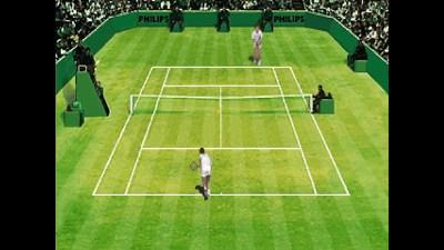 Du får selv finne ut om dette er Horace Goes Skiing eller International Tennis Open.