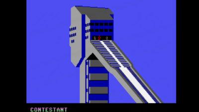 Det var da voldsomt til tårn.