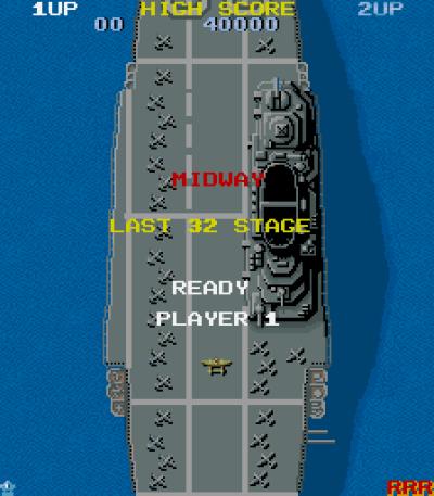 Du tar av fra et hangarskip.